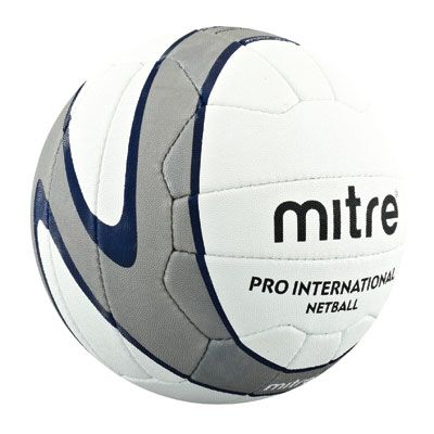 The official match ball of Netball South Africa. Features an advanced pimpled surface designed for faster netball players who receive and give passes in an instant.
