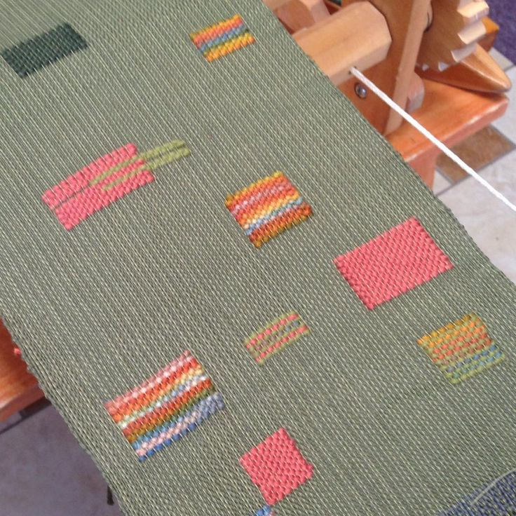Mary Baim: Chicago Weaving School   Theo Moorman technique