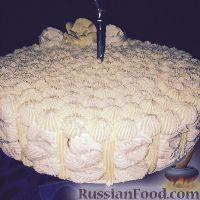 """Фото к рецепту: Торт """"Воздушная нежность"""""""