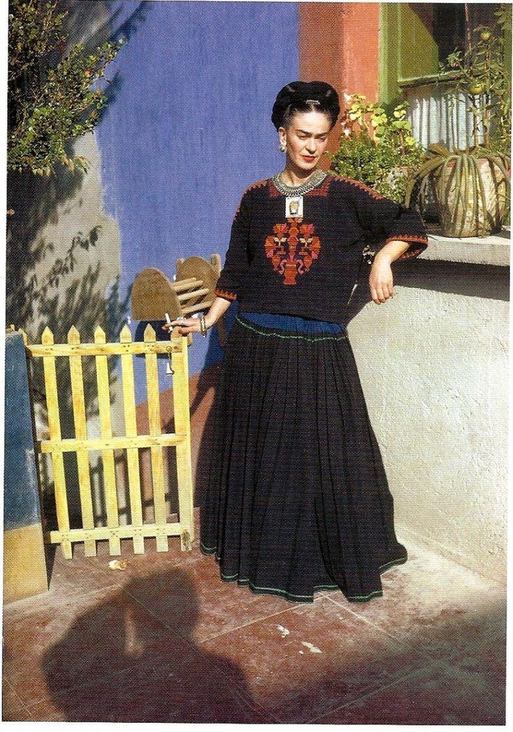 Frida Kahlo De Rivera Born Magdalena Carmen Frieda Kahlo