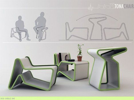 functions furniture. itu0027s a chair table another tona functions furniture
