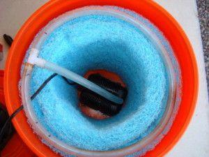 bucket swamp cooler