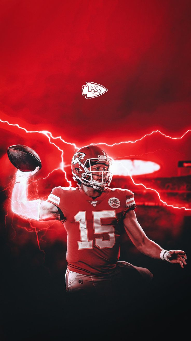 chiefs mahomes wallpapers nfl chiefskingdom 15 in