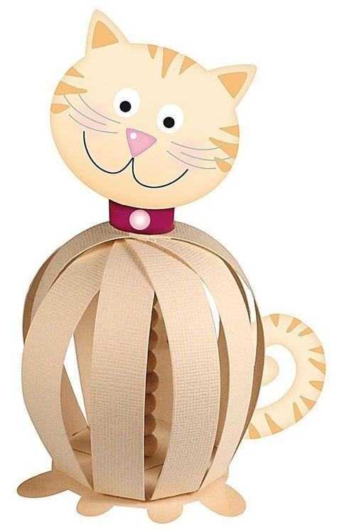 Ursus 23250099 - Funny Paper Balls Haustiere, 30 Papierstreifen, 210 g / qm, vorgelocht: Amazon.de: Spielzeug: