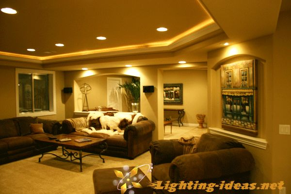 41 best images about ceiling lights on pinterest for Recessed lighting ideas for living room