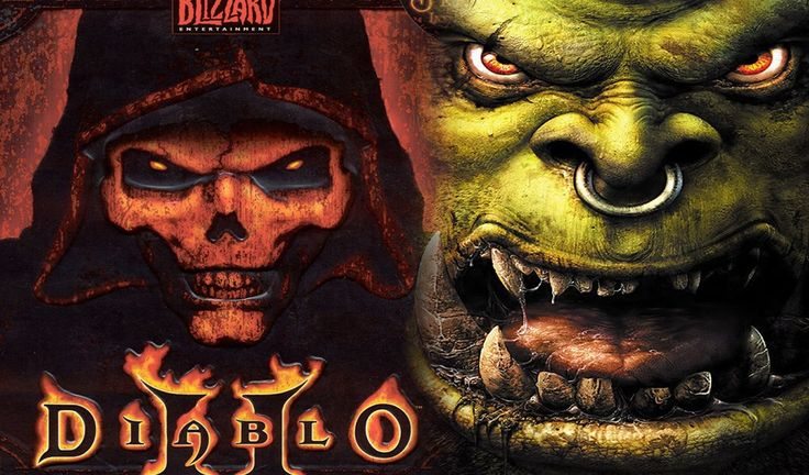 Will Blizzard announce Warcraft III and Diablo II remasters at BlizzCon? #Diablo #blizzard #Diablo3 #D3 #Dios #reaperofsouls #game #players