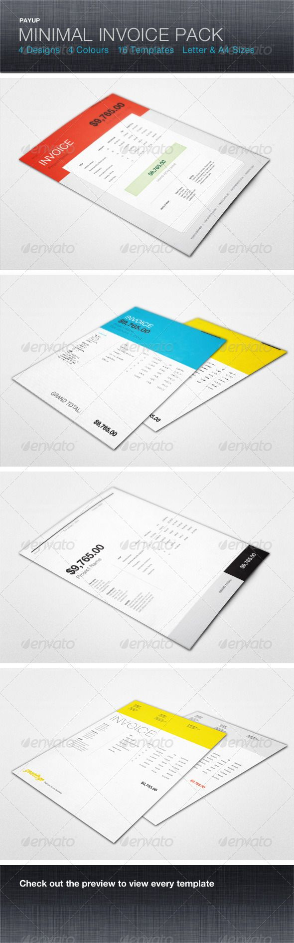 best ideas about lance invoice template payup minimal invoice template pack