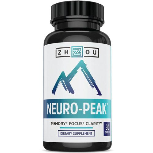 "Neuro-Peak is a ""brain booster"" that naturally supports clarity, focus, and memory and increase circulation in the brain."