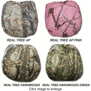 Adult Bean Bag Chair in Real Tree Camouflage