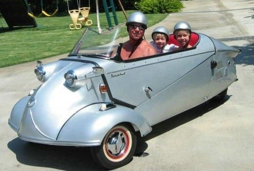 3 Wheeled CarsMicro Cars, Messerschmitt Kr200, Wheels Cars, Vintage Wardrobe, Widdling Cars, Vintage Red, Kr200 Micro, Bubbles Cars, Fun Riding