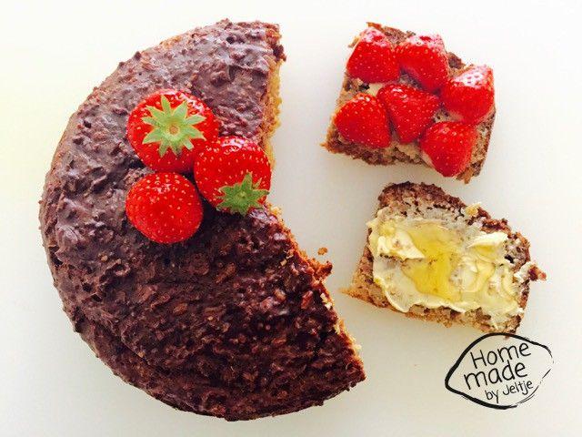 Quinoa Rijst Proteïne Cake. Ik vind dit echt weer een super recept! Voedzaam, lekker en gezond! Als ik heb gesport dan ben ik gewend om een proteïne shake te nemen met banaan en wheyproteine, lees …