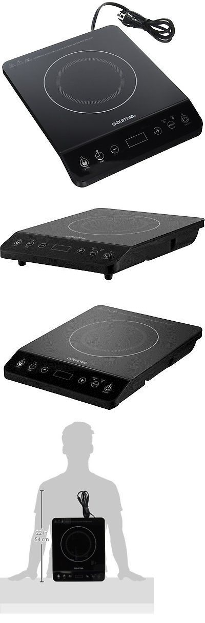 Burners and Hot Plates 177751: Induction Cooktop Countertop Portable Electric Cooker Burner 1800W Stove Hot Pot -> BUY IT NOW ONLY: $49.28 on eBay!