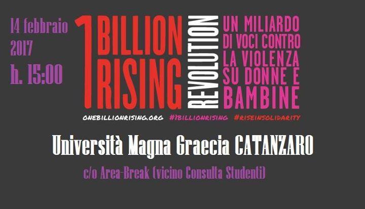 La danza di One Billion Rising Italia è cominciata! Quest'anno la parola d'ordine di ONE BILLION RISING è SOLIDARIETÀ: solidarietà CONTRO LO SFRUTTAMENTO delle donne, solidarietà CONTRO IL RAZZISMO E IL SESSISMO ancora presente in tutto il mondo. Abbiamo dimostrato ancora una volta che non c'è nulla di più potente della solidarietà globale, perché questa ci fa sentire più al sicuro nell'esprimere quello che pensiamo e ci dà più coraggio nell'intraprendere quello che ci impegniamo a fare…