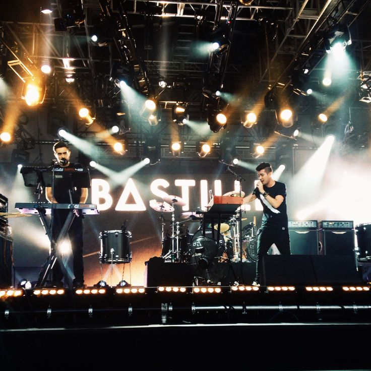 bastille concert in florida