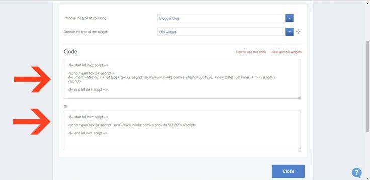 Tutorial completo como usar InLinkz para una fiesta de enlaces(ACTUALIZADO) | FRIKYMAMA : Diseño personalizado y ayuda para bloggers.