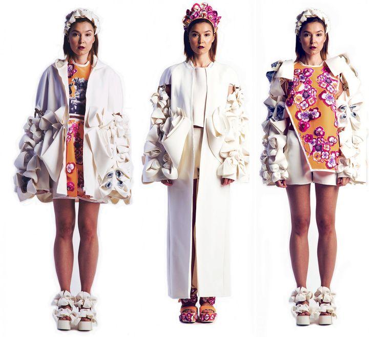 valentina W   Fashion & Printed Textile Designer