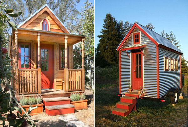 Tumbleweed Tiny House Company Build It: After Living In His Own Tiny House, Jay Shafer Founded The