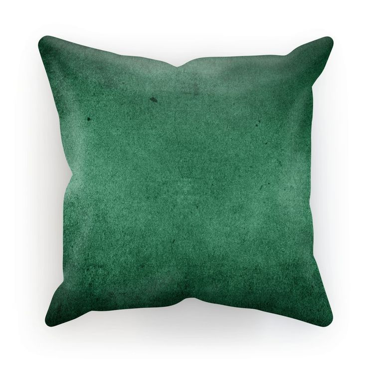 Grunge Former Libyan Flag Cushion