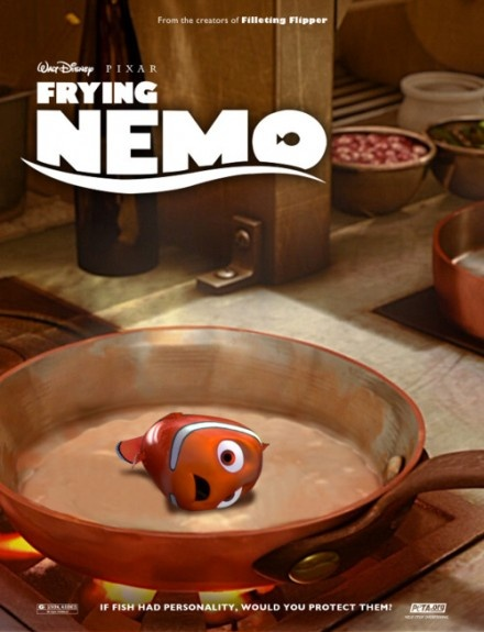 Frying nemo