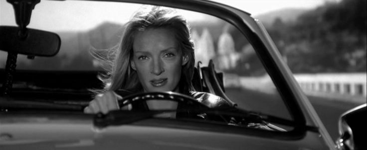 can't deny that this woman is on a mission...we love #KillBill
