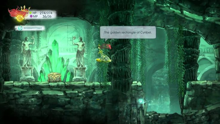 Child of Light - Cynbel's Secret [PS4 Gameplay HD]