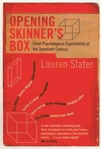 Opening Skinner's Box Great Psychological Experiments of the Twentieth Century  av Lauren Slater.Häftad, 2005   120 kr