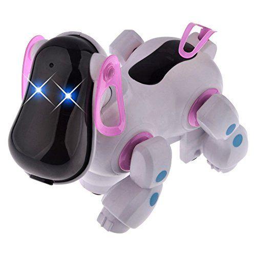 SmartEra Elektronische Musik Gehen Haustier RoboterHund