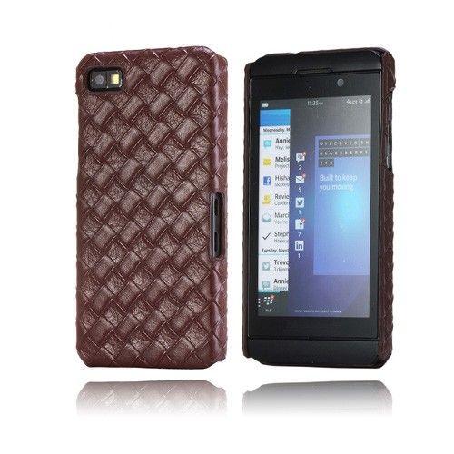 Longhorn (Ruskea) BlackBerry Z10 Kotelo