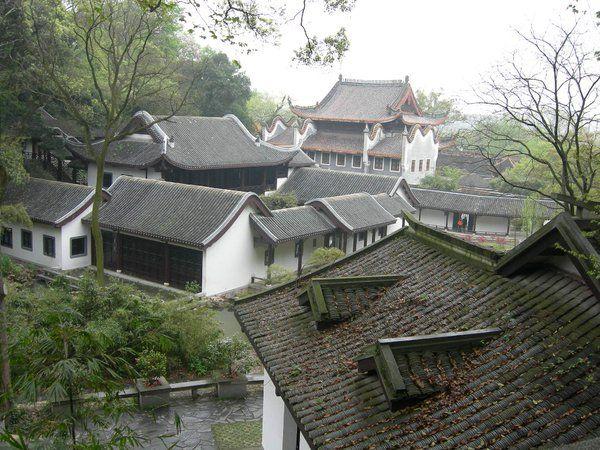Yuelu Academy 岳麓书院, Changsha, Hunan, via TW by WeChina @We_China