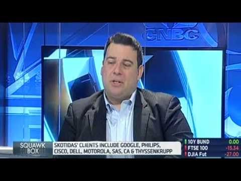 CNBC speaks to Tom Skotidas on the rise of Social Selling worldwide. The discussion includes key insights for marketing and sales leaders of B2B organisations.
