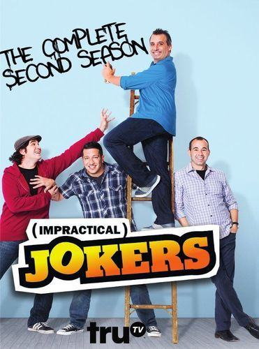Impractical Jokers: The Complete Second Season [3 Discs] [DVD]