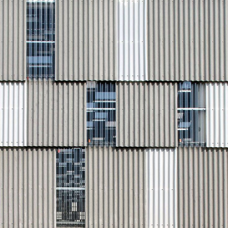 The Shiny Yet Rugged Appeal Of Corrugated Sheet Metal - Architizer