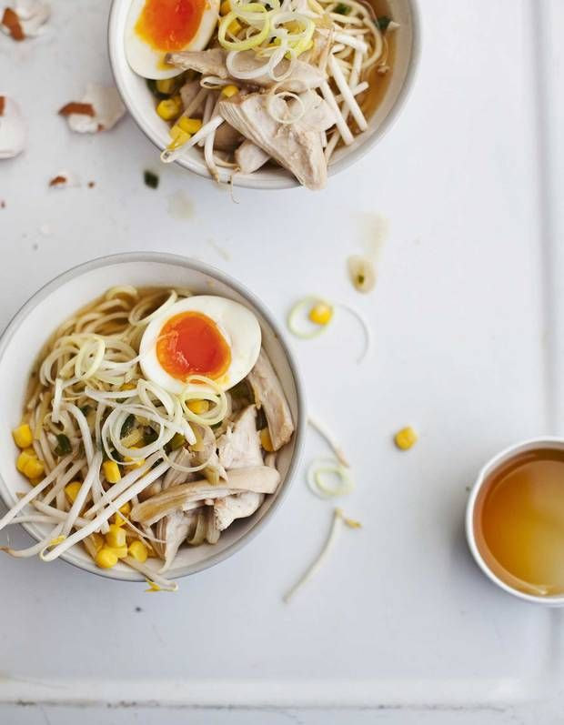 Chicken miso ramen - Recipes - Food & Drink - The Independent