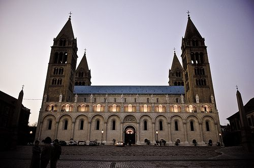 Pecs Cathedral | Hungary