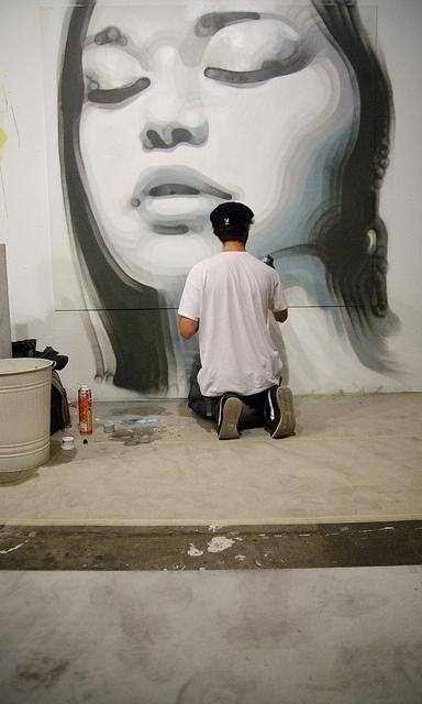 Graffiti by El Mac