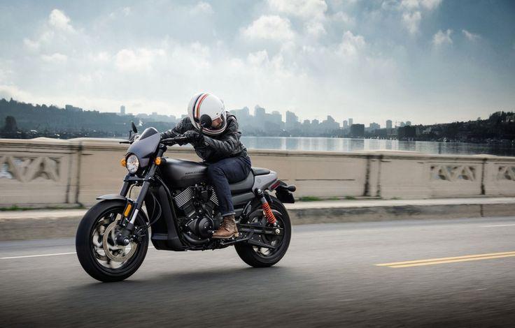 Nueva Harley-Davidson Street-Rod