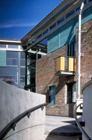 Richard Murphy Architects: Dundee Contemporary Arts
