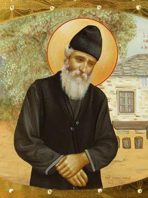 Πνευματικοί Λόγοι: Άγιος Παΐσιος Αγιορείτης: «Θα κάτσεις ήσυχα σε μια...