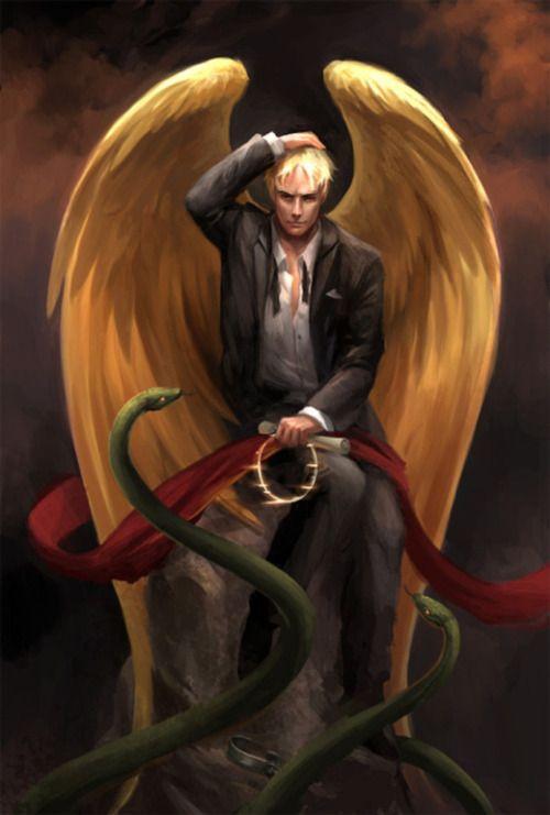 Redraw of Comic Lucifer