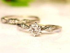 100 Simple Vintage Engagement Rings Inspiration (8)
