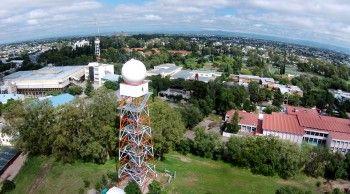 Radares argentinos para el clima