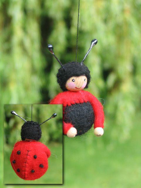 Little lady-bugs