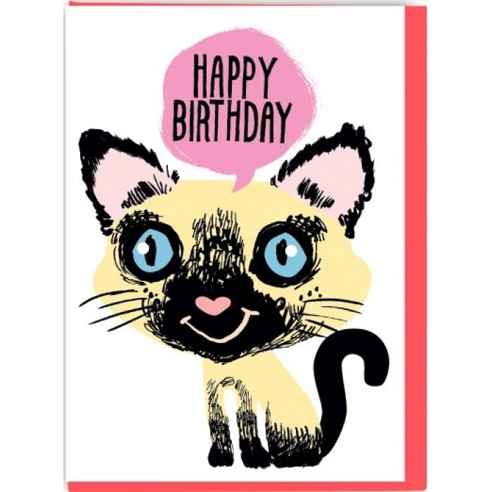 88 best Cat Birthday Cards images – Birthday Cards Cat