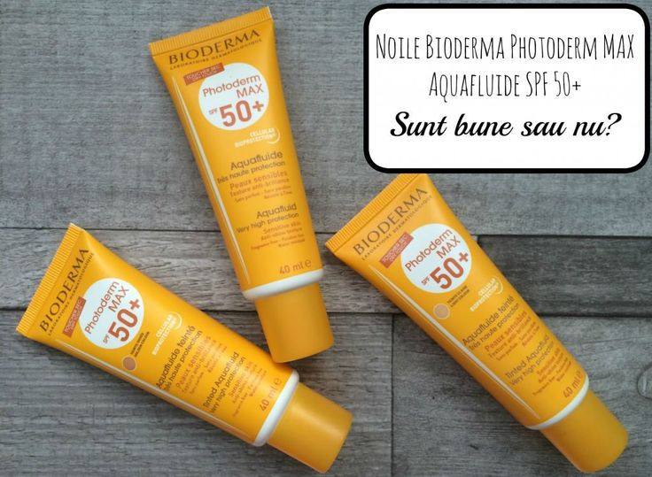 Review Bioderma Photoderm MAX Aquafluide SPF 50+