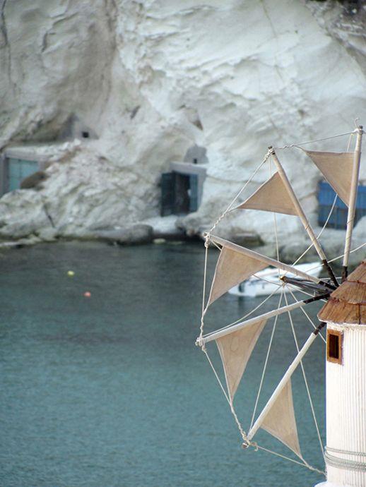 Kimolos Island..