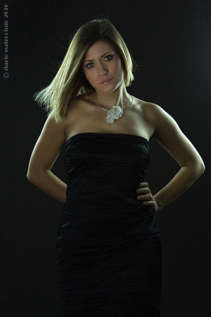 Talented photographer Dario Patrocinio for SARA GRECO GIOIELLI #portrait #saragrecogioielli #sgg #jeweler #jewelsdesigner
