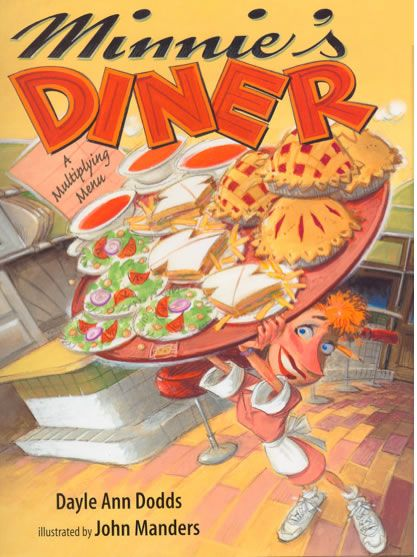 Lots of ways to teach doubles with Minnie's Diner - http://www.kindergarten-lessons.com/teaching_doubles.html