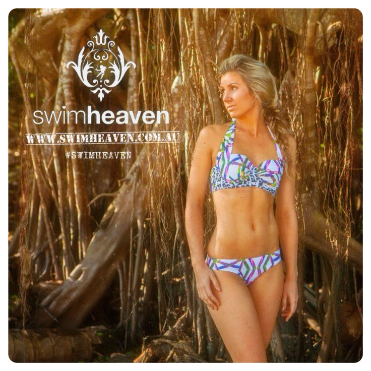 NEW Snake Charmer Convertible Halter Bandeau Top! Mix Print Style available in sizes 6-14 $45 with matching Hipster Brief $35 with FREE DELIVERY on orders over $50! SHOP HERE: http://www.swimheaven.com.au/wild-style/heaven-snake-charmer-convertible-bandeau-top.html #swimheaven #swimwear #leopardprint #bikinis #sportyswimwear #dcupswimwear #mixprint #mixandmatch #onlineshopping #freedelivery #bikinis #summer #hot