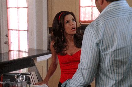 "29 Hilarious Gabrielle Solis Quotes From ""Desperate Housewives"""