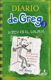 Diario de Greg 3 ¡Esto es el colmo! por Jorge